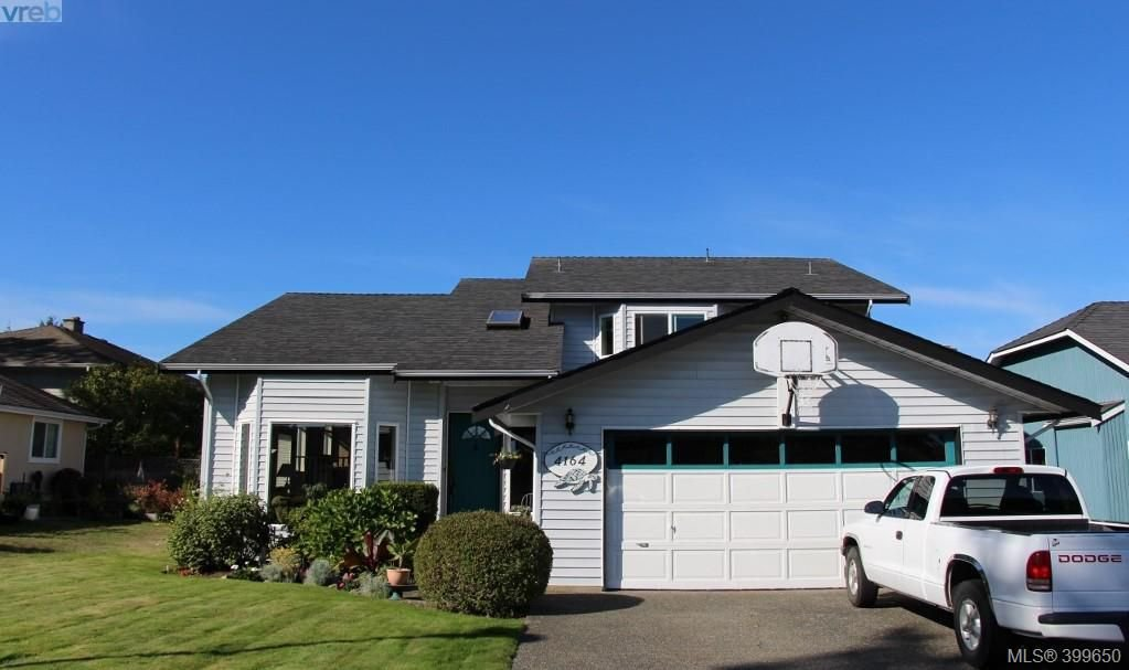 Main Photo: 4164 Beckwith Pl in VICTORIA: SE Lake Hill Single Family Detached for sale (Saanich East)  : MLS®# 797392