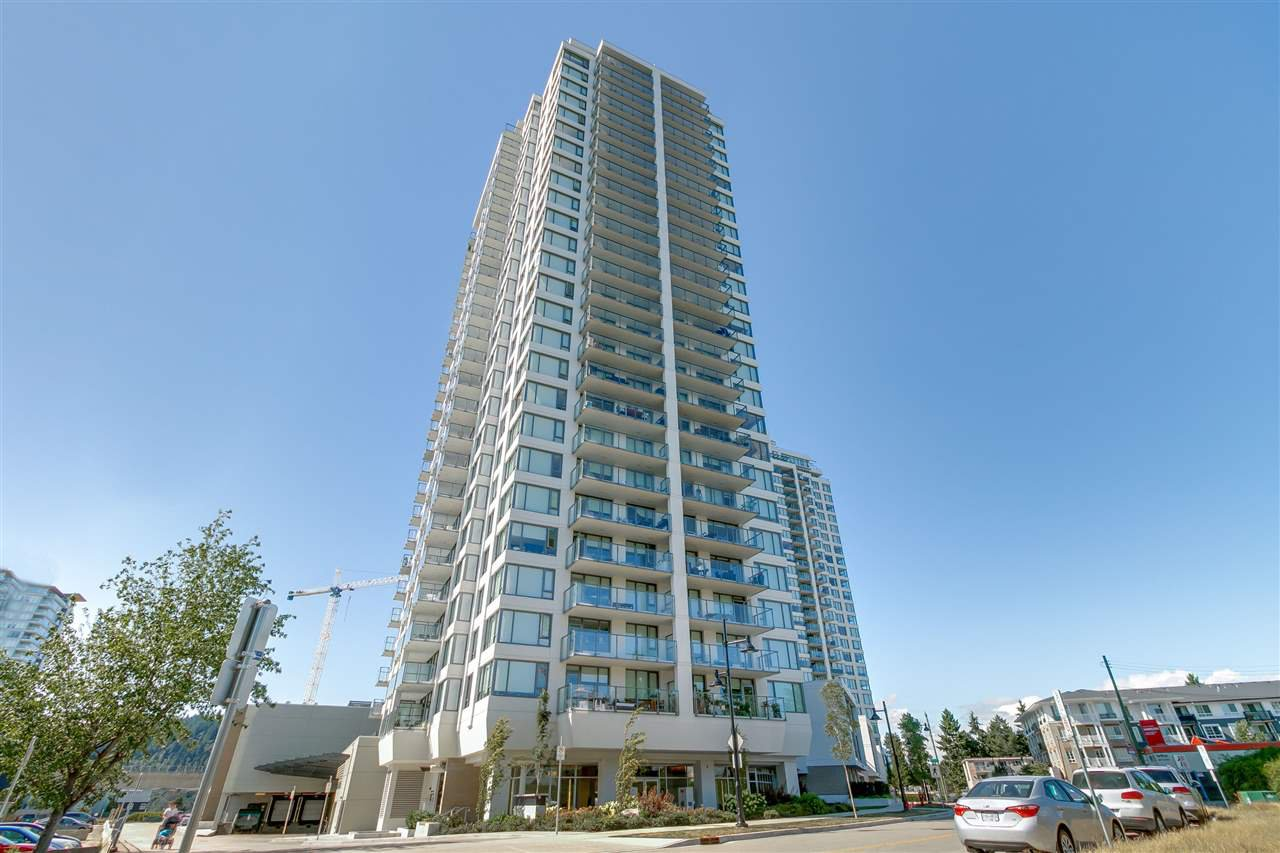 "Main Photo: 705 570 EMERSON Street in Coquitlam: Coquitlam West Condo for sale in ""UPTOWN 2"" : MLS®# R2314256"