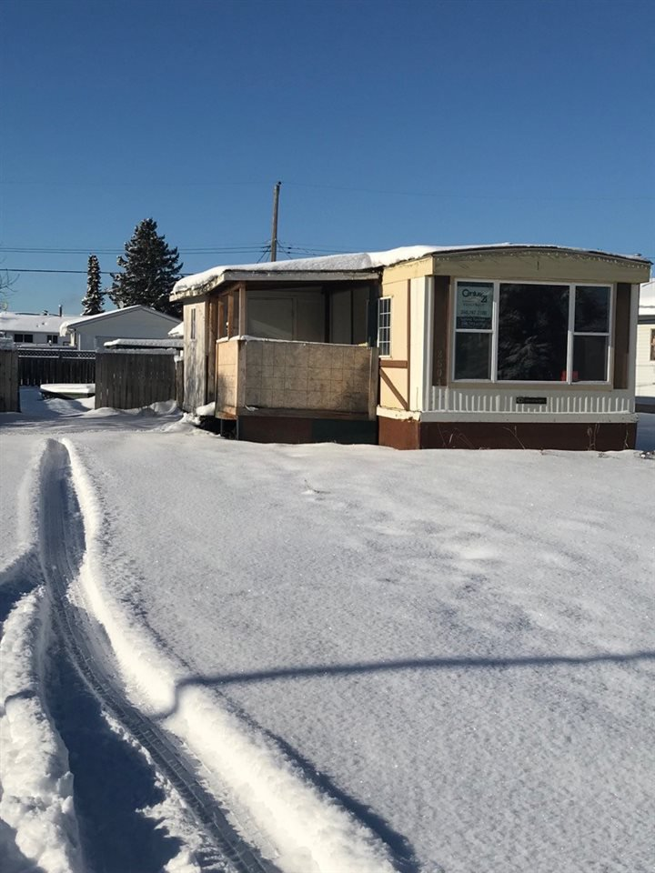 "Main Photo: 8604 77 Street in Fort St. John: Fort St. John - City SE Manufactured Home for sale in ""AENNOFIELD"" (Fort St. John (Zone 60))  : MLS®# R2319753"