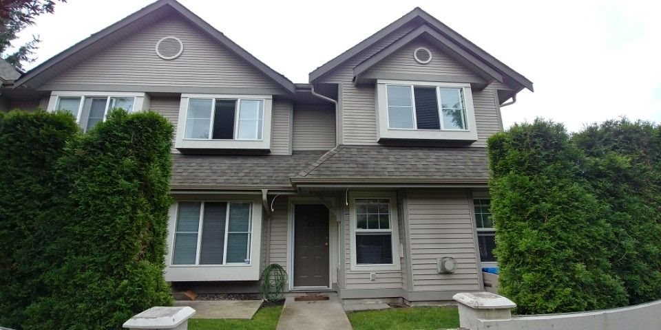 "Main Photo: 47 23085 118 Avenue in Maple Ridge: East Central Townhouse for sale in ""Sommerville Gardens"" : MLS®# R2361605"