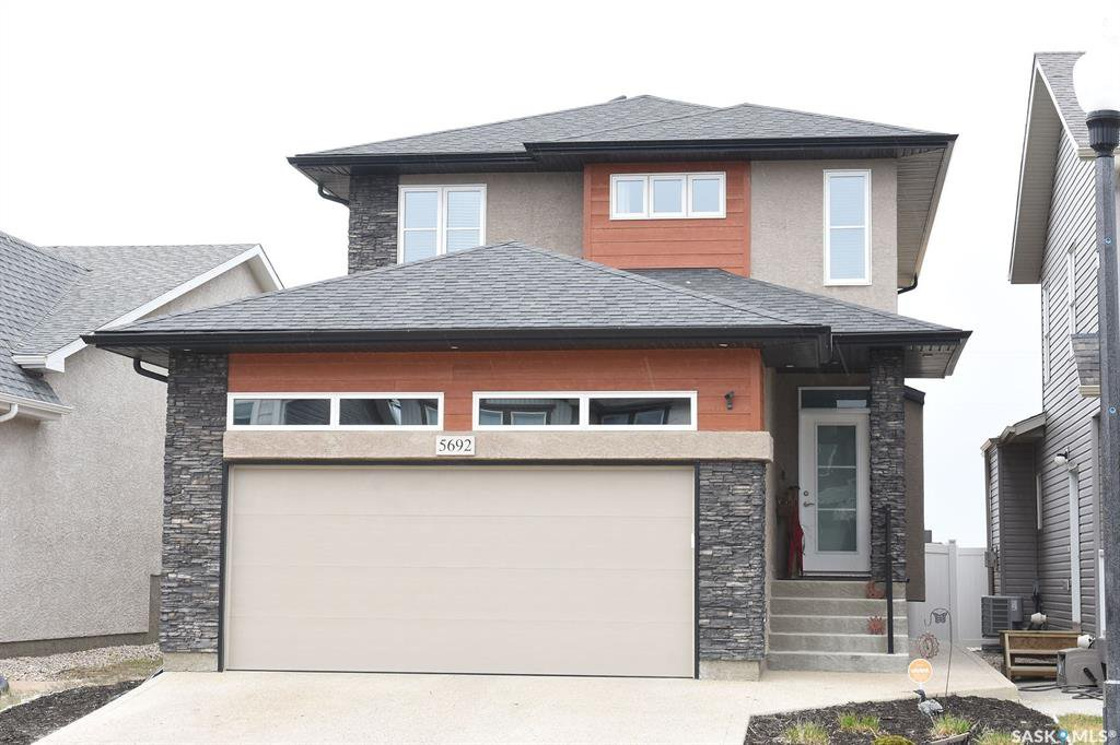 Main Photo: 5692 Pearsall Crescent in Regina: Harbour Landing Residential for sale : MLS®# SK771362
