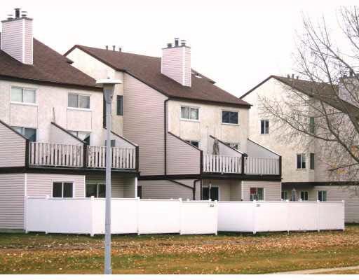 Main Photo: 134 LANCASTER Terrace in Edmonton: Zone 27 Townhouse for sale : MLS®# E4159310