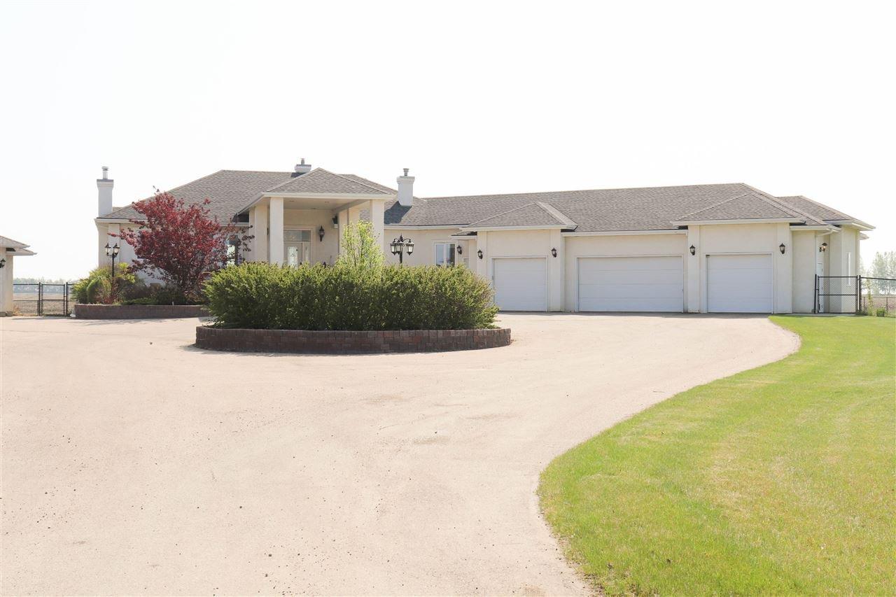 Main Photo: 54421 RGE RD 261: Rural Sturgeon County House for sale : MLS®# E4159591