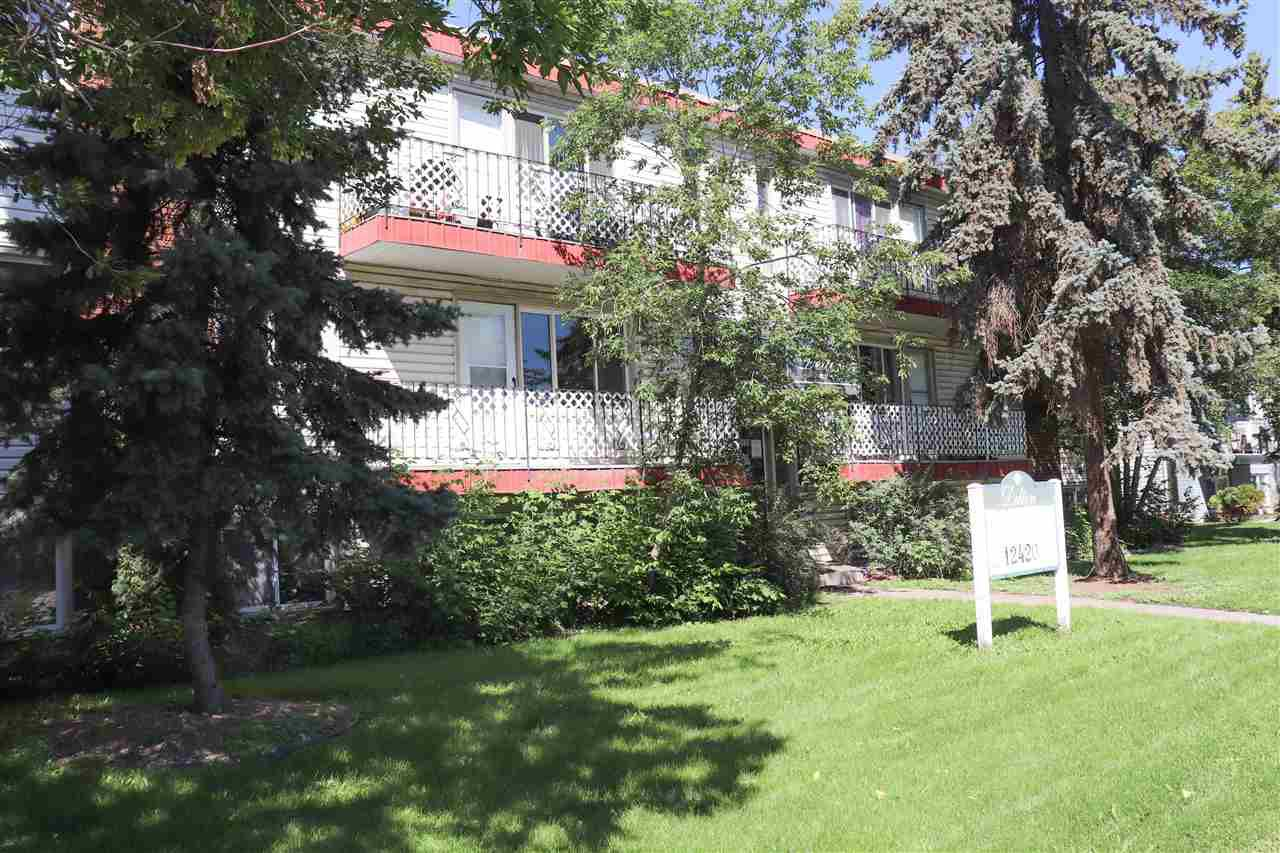 Main Photo: 204 12420 82 Street in Edmonton: Zone 05 Condo for sale : MLS®# E4167609