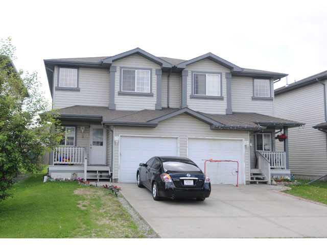 Main Photo: 3023 31 Avenue NW in Edmonton: Zone 30 House Half Duplex for sale : MLS®# E4179835