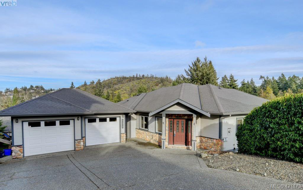 Main Photo: 530 Selwyn Falls Drive in VICTORIA: La Mill Hill Single Family Detached for sale (Langford)  : MLS®# 421173