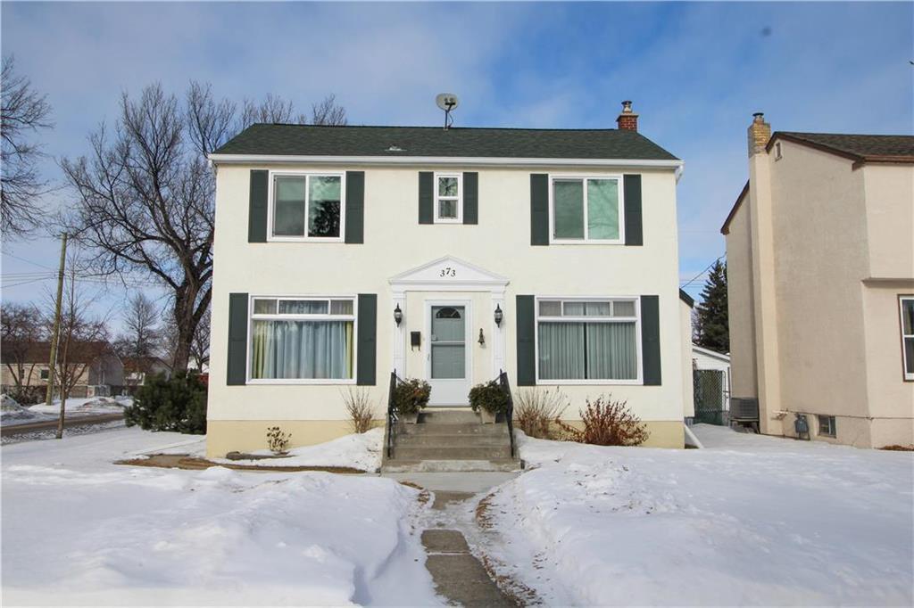 Main Photo: 373 McAdam Avenue in Winnipeg: West Kildonan Residential for sale (4D)  : MLS®# 202005819