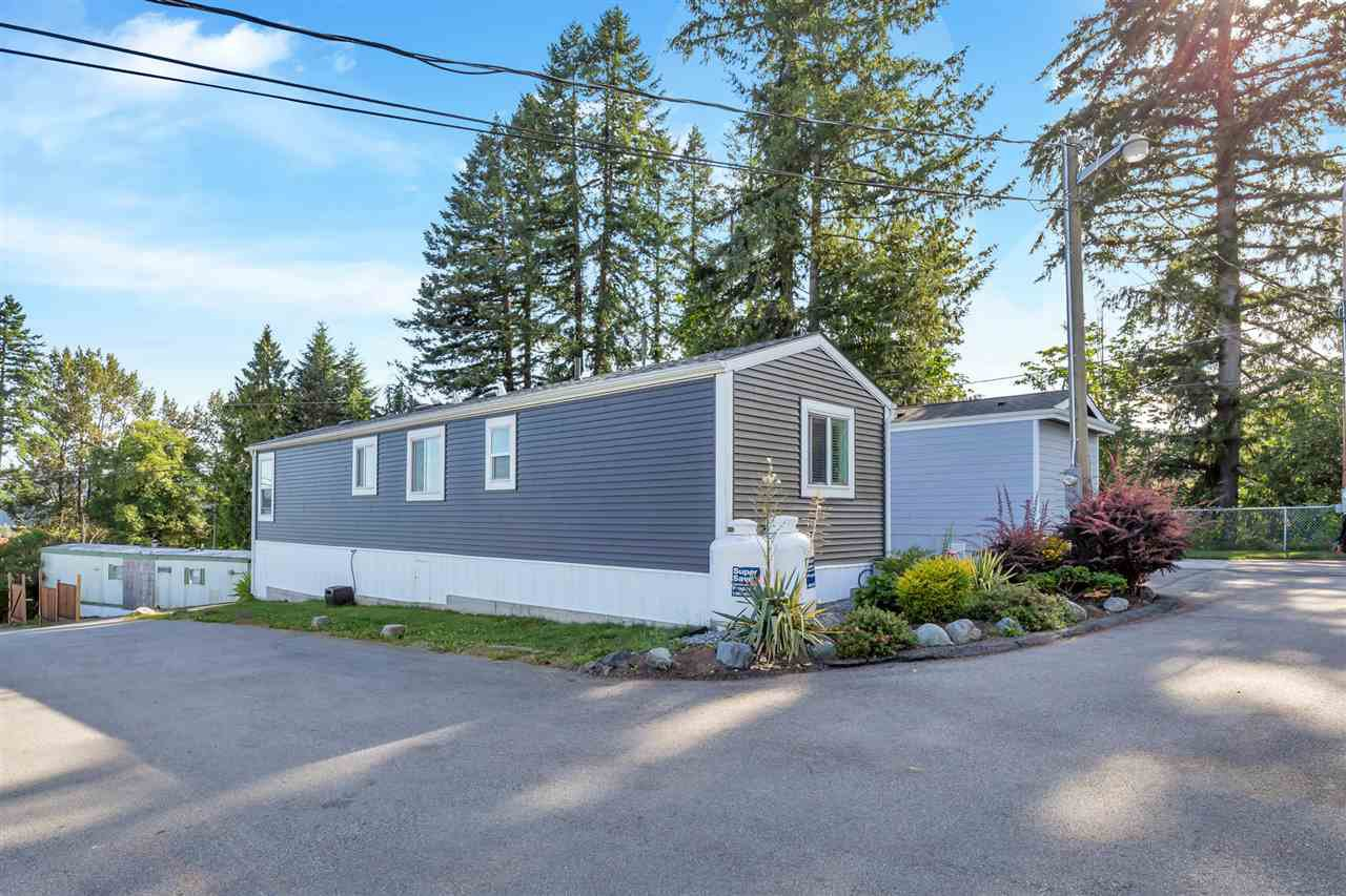 "Main Photo: 93 9950 WILSON Street in Mission: Stave Falls Manufactured Home for sale in ""RUSKIN PARK"" : MLS®# R2481152"