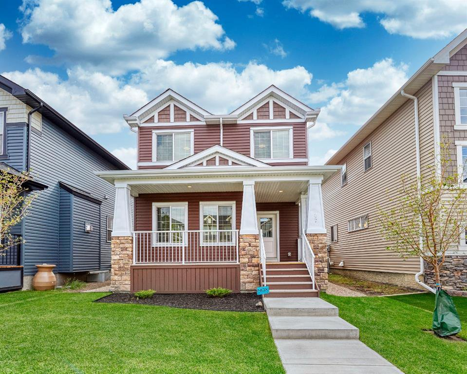 Main Photo: 87 RAVENSMOOR Manor SE: Airdrie Detached for sale : MLS®# A1031277