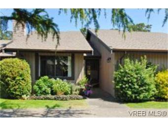 Main Photo:  in VICTORIA: SE Mt Doug Row/Townhouse for sale (Saanich East)  : MLS®# 477417