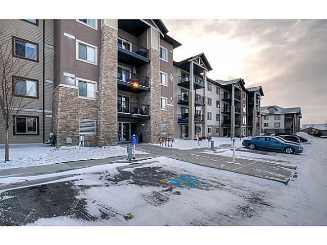 Main Photo: 3206 16969 24 Street SW in CALGARY: Bridlewood Condo for sale (Calgary)  : MLS®# C3594054