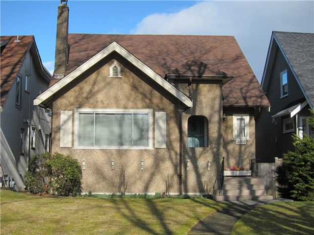 Main Photo: 2919 W 28TH Avenue in Vancouver: MacKenzie Heights House for sale (Vancouver West)  : MLS®# V1047487