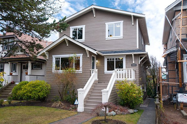 Main Photo: 3821 W 22ND AV in Vancouver: Dunbar House for sale (Vancouver West)  : MLS®# V1051112