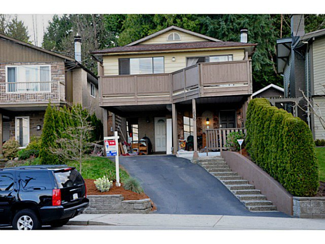 Main Photo: 1656 PITT RIVER Road in Port Coquitlam: Mary Hill House for sale : MLS®# V1057978
