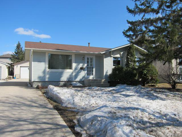 Main Photo: 158 Hatcher Road in WINNIPEG: Transcona Residential for sale (North East Winnipeg)  : MLS®# 1405228