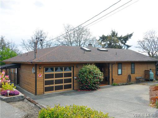 Main Photo: 24 Quincy St in VICTORIA: VR Hospital House for sale (View Royal)  : MLS®# 669216