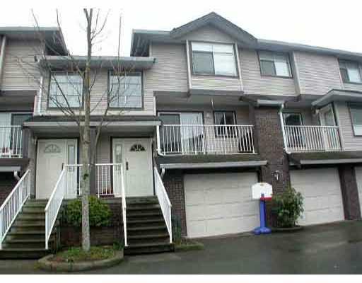 Main Photo: 17 2450 LOBB AV in Port_Coquitlam: Mary Hill Townhouse for sale (Port Coquitlam)  : MLS®# V386653