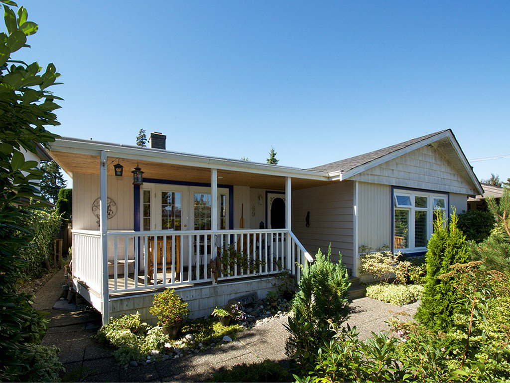 "Main Photo: 169 66TH Street in Tsawwassen: Boundary Beach House for sale in ""BOUNDARY BAY"" : MLS®# V1095213"