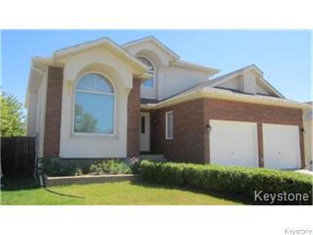 Main Photo: 11 Orford Crescent in WINNIPEG: St Vital Residential for sale (South East Winnipeg)  : MLS®# 1500734