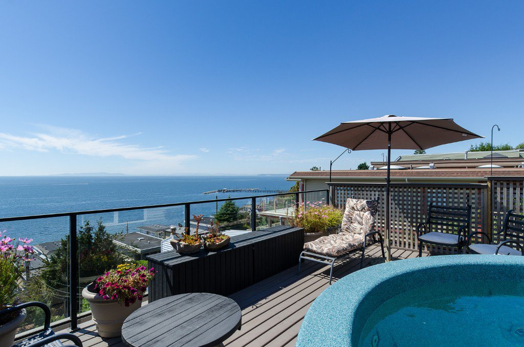 Main Photo: White Rock Ocean View Home listed with Joanne Taylor White Rock South Surrey Realtor