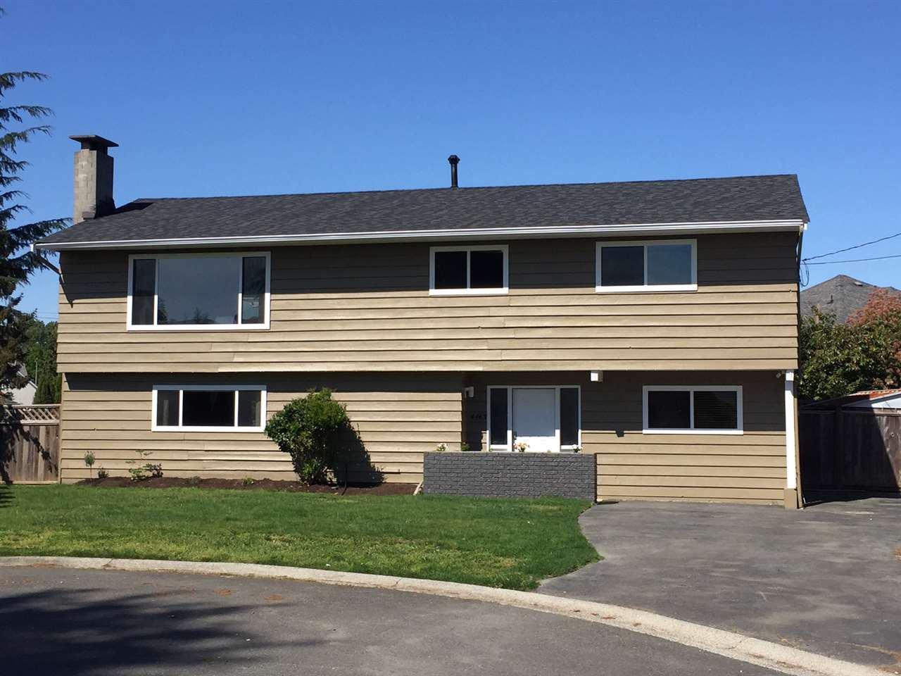 Main Photo: 4463 45A Avenue in Delta: Port Guichon House for sale (Ladner)  : MLS®# R2063199