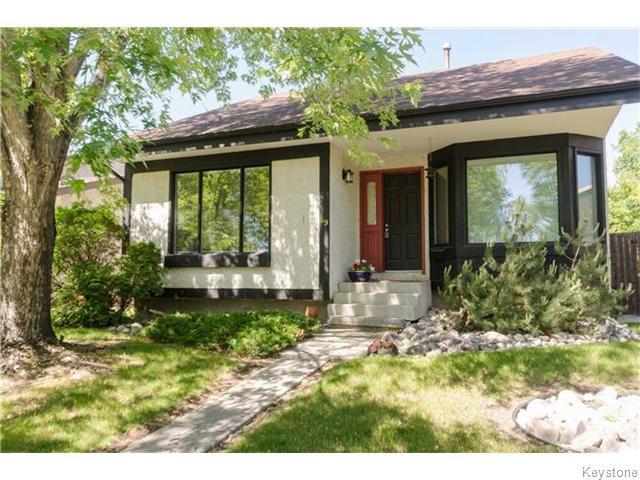Main Photo: 69 Britannica Road in Winnipeg: St Vital Residential for sale (South East Winnipeg)  : MLS®# 1615931