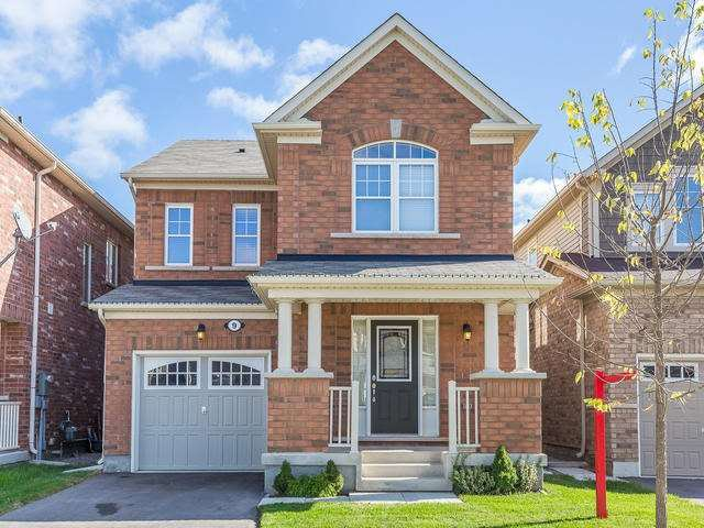 Main Photo: 9 Mercedes Road in Brampton: Northwest Brampton House (2-Storey) for sale : MLS®# W3630909