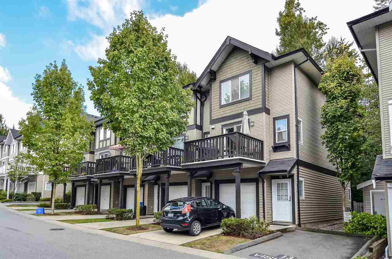 """Main Photo: 64 20176 68 Avenue in Langley: Willoughby Heights Townhouse for sale in """"STEEPLE CHASE"""" : MLS®# R2145197"""