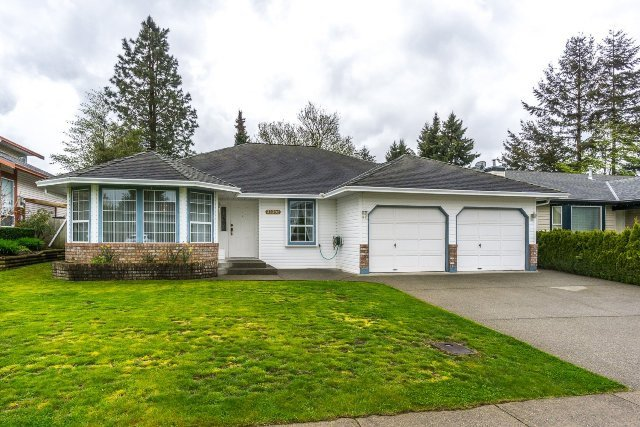"Main Photo: 32302 SLOCAN Drive in Abbotsford: Abbotsford West House for sale in ""Fairfield"" : MLS®# R2161769"