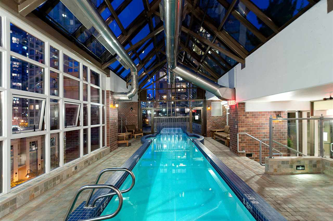 """Photo 17: Photos: 1101 1280 RICHARDS Street in Vancouver: Yaletown Condo for sale in """"THE GRACE"""" (Vancouver West)  : MLS®# R2191655"""