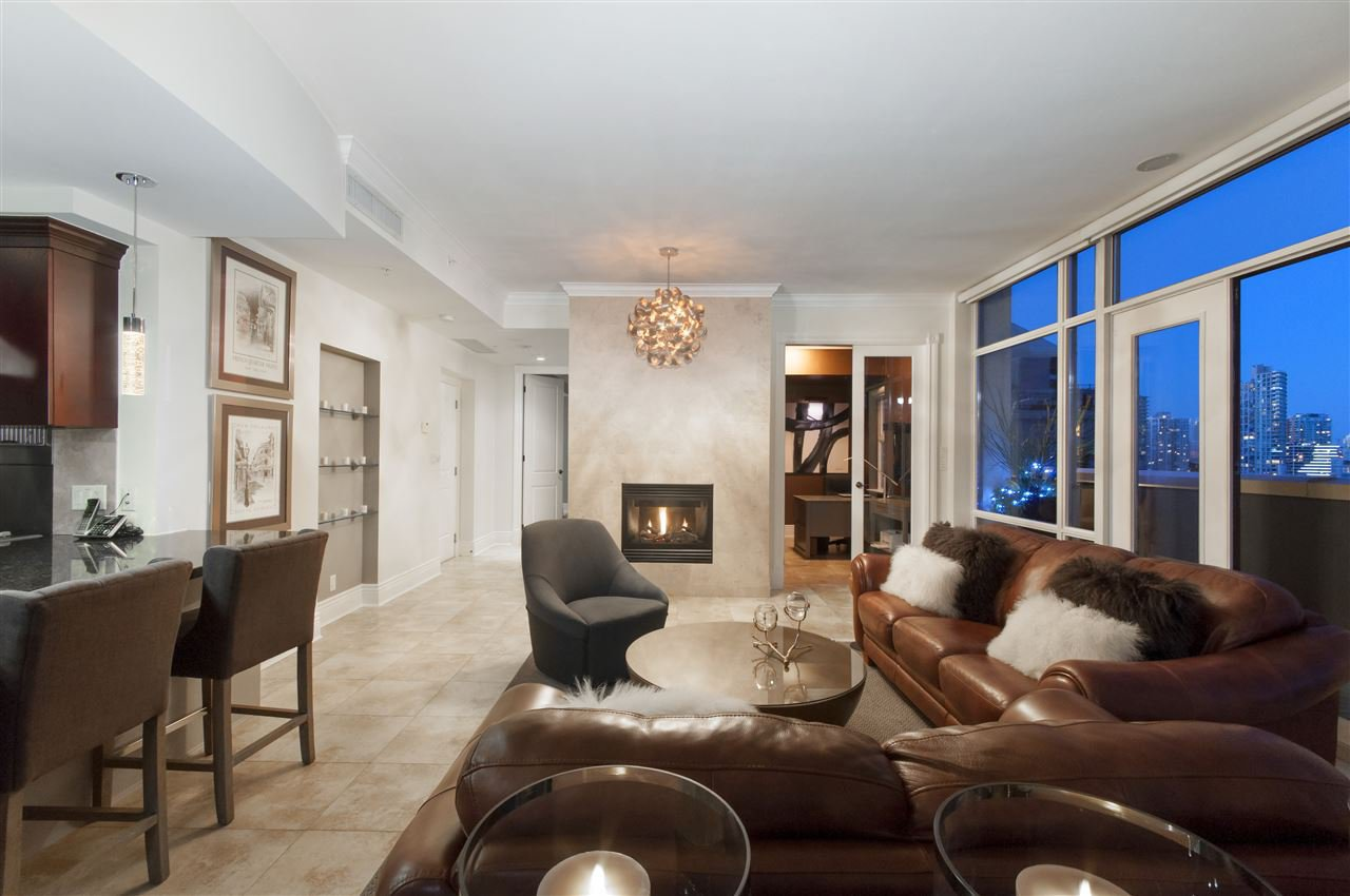 """Photo 15: Photos: 1101 1280 RICHARDS Street in Vancouver: Yaletown Condo for sale in """"THE GRACE"""" (Vancouver West)  : MLS®# R2191655"""