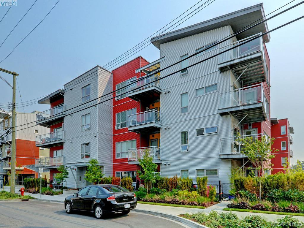 Main Photo: 106 785 Tyee Rd in VICTORIA: VW Victoria West Condo Apartment for sale (Victoria West)  : MLS®# 766673