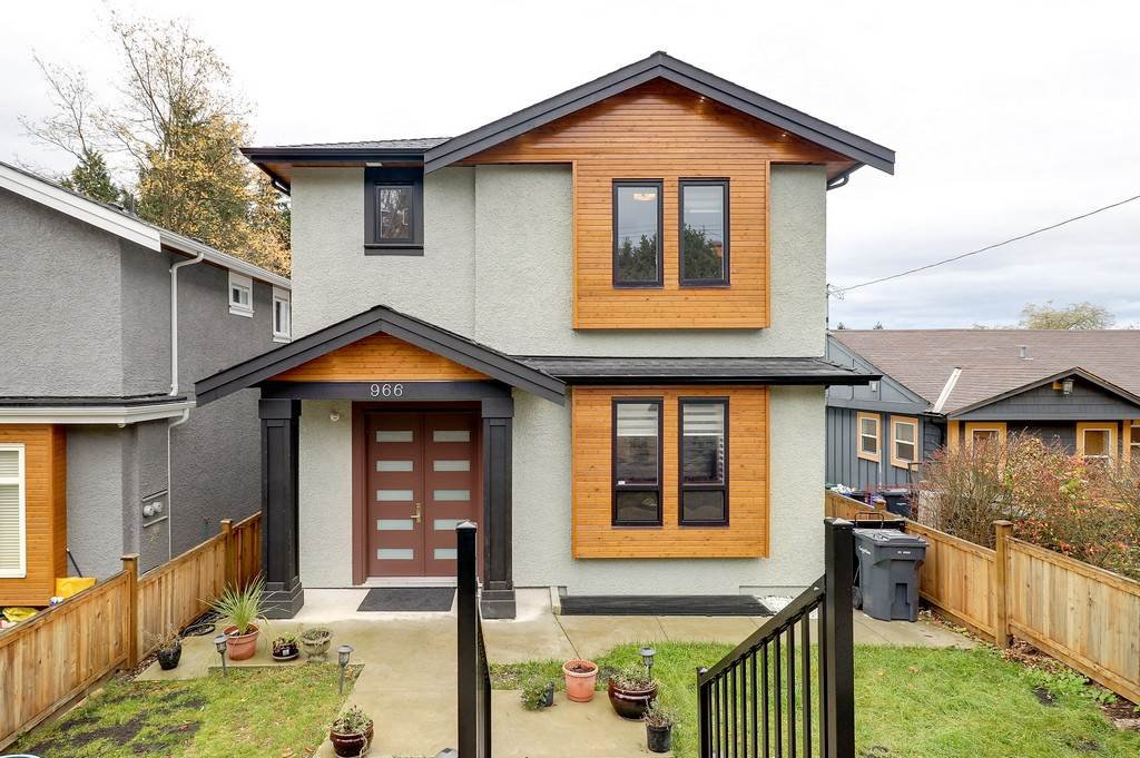 Main Photo: 966 STEWART AVENUE - LISTED BY SUTTON CENTRE REALTY in Coquitlam: Maillardville House for sale : MLS®# R2221375