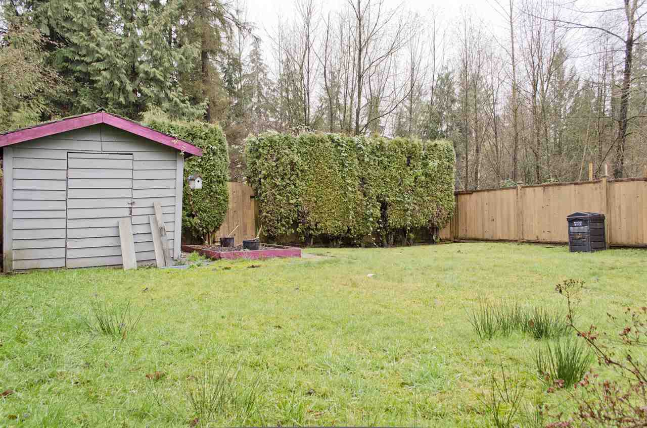 Photo 19: Photos: 2324 STAFFORD Avenue in Port Coquitlam: Mary Hill House for sale : MLS®# R2234789
