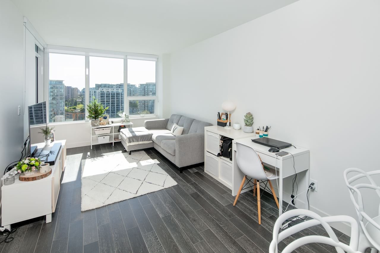 """Photo 4: Photos: 1509 7468 LANSDOWNE Road in Richmond: Brighouse Condo for sale in """"CADENCE BY CRESSEY"""" : MLS®# R2269074"""