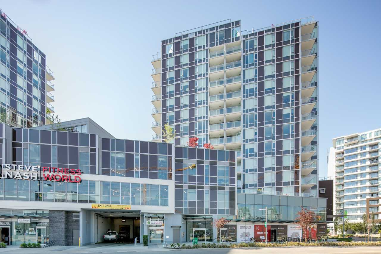 """Photo 2: Photos: 1509 7468 LANSDOWNE Road in Richmond: Brighouse Condo for sale in """"CADENCE BY CRESSEY"""" : MLS®# R2269074"""