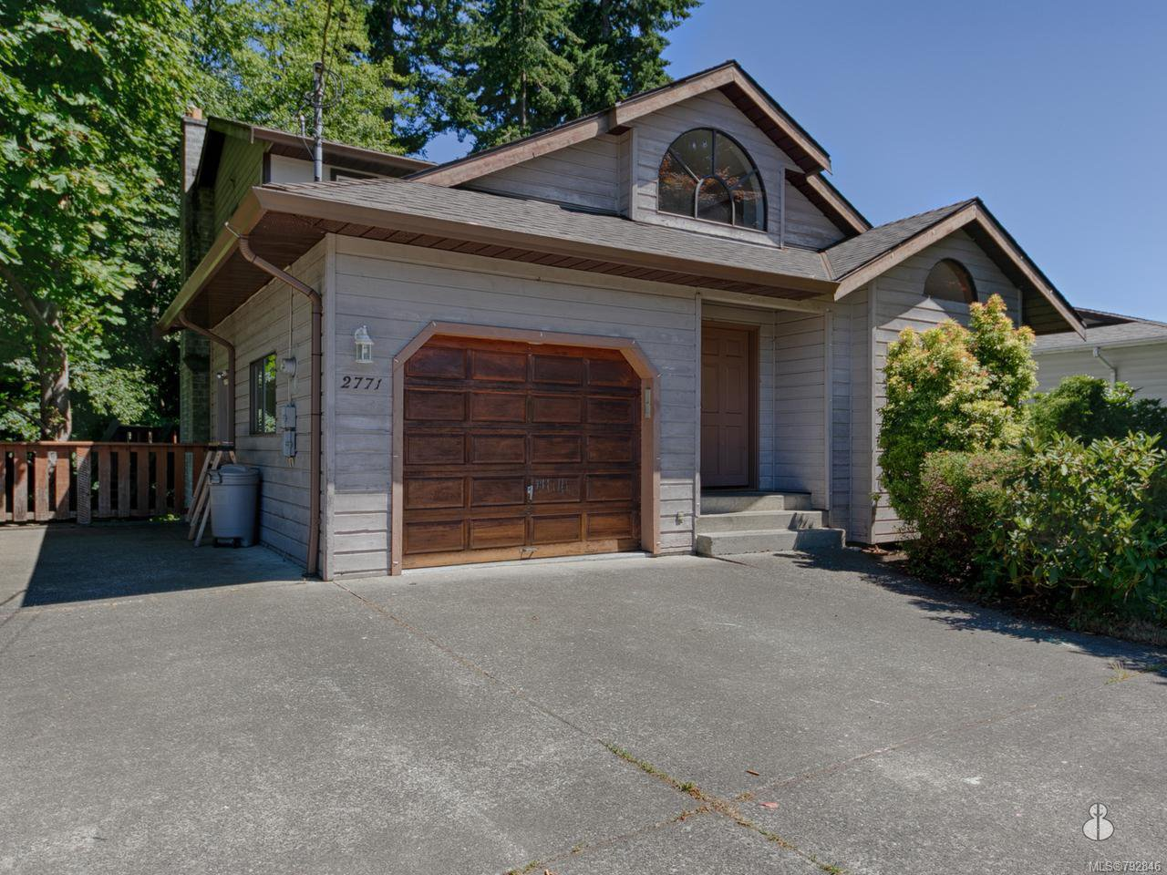 Main Photo: 2771 Apple Dr in CAMPBELL RIVER: CR Willow Point House for sale (Campbell River)  : MLS®# 792846