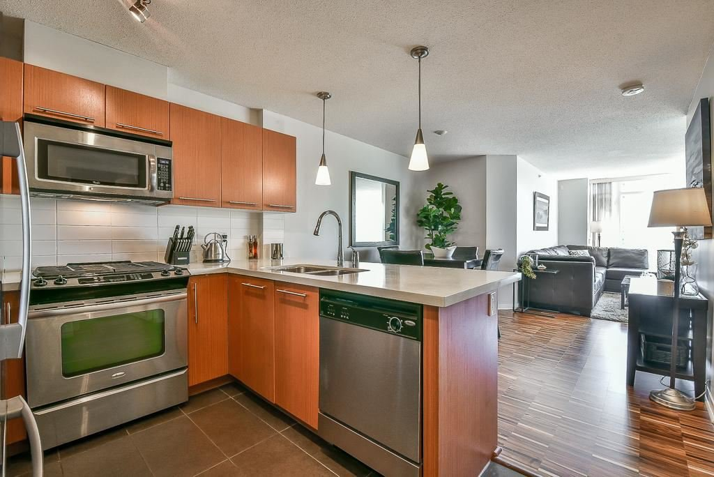 """Main Photo: 1001 2133 DOUGLAS Road in Burnaby: Brentwood Park Condo for sale in """"PERSPECTIVES"""" (Burnaby North)  : MLS®# R2322738"""