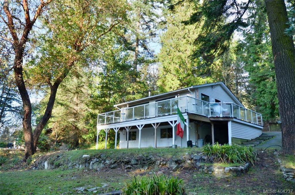 Main Photo: 108 Madrona Drive in SALT SPRING ISLAND: GI Salt Spring Single Family Detached for sale (Gulf Islands)  : MLS®# 404237