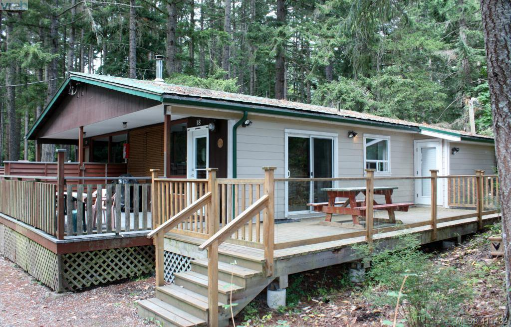 Main Photo: 18 1136 North End Rd in SALT SPRING ISLAND: GI Salt Spring Recreational for sale (Gulf Islands)  : MLS®# 815672