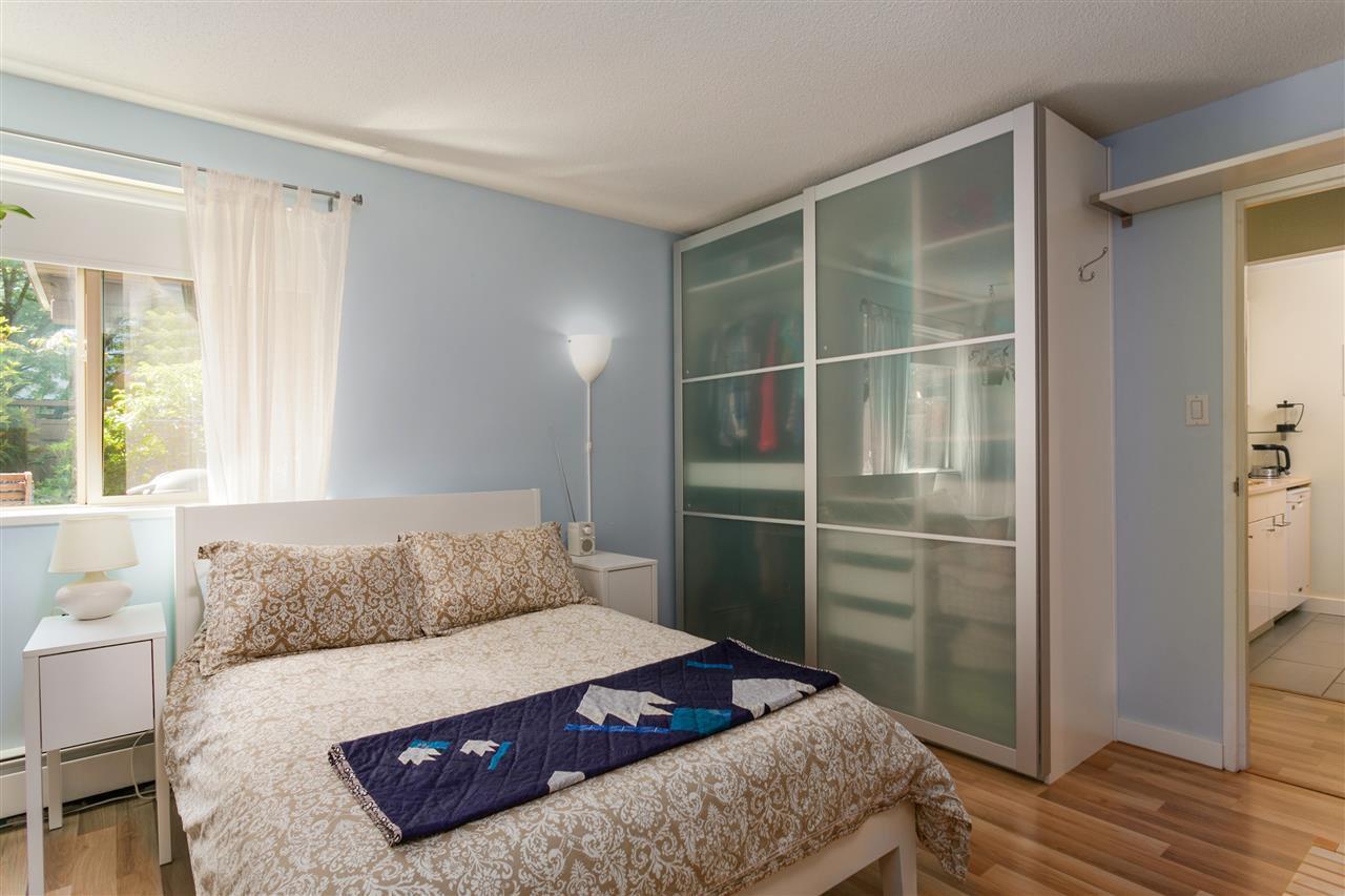 "Photo 16: Photos: 101 2480 W 3RD Avenue in Vancouver: Kitsilano Condo for sale in ""Westvale"" (Vancouver West)  : MLS®# R2405480"