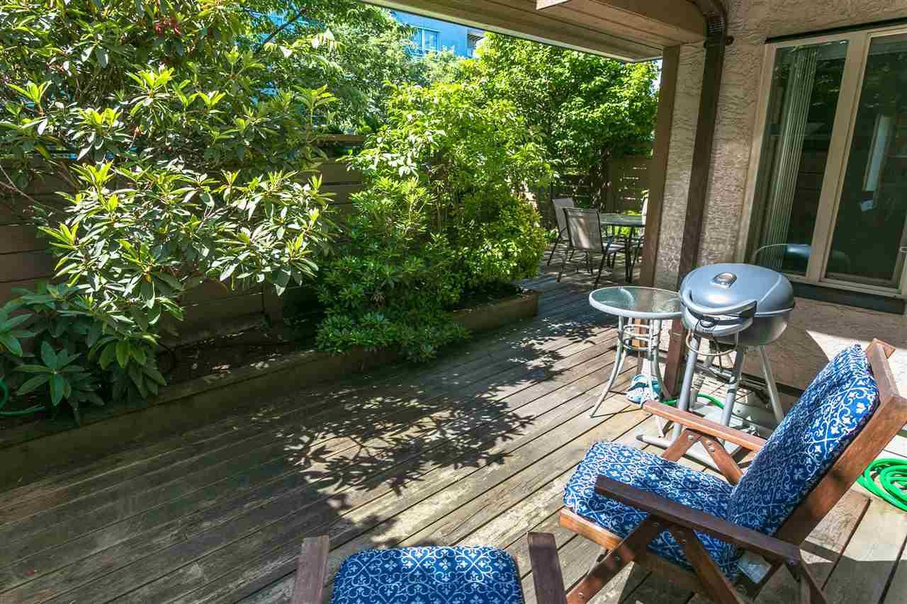 "Photo 4: Photos: 101 2480 W 3RD Avenue in Vancouver: Kitsilano Condo for sale in ""Westvale"" (Vancouver West)  : MLS®# R2405480"