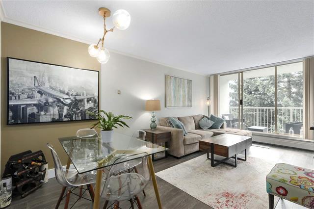 Main Photo: 802 2004 Fullerton Avenue in : Pemberton Condo for sale (North Vancouver)  : MLS®# R2433168
