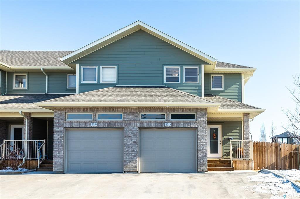 Main Photo: 101 115 Shepherd Crescent in Saskatoon: Willowgrove Residential for sale : MLS®# SK808540
