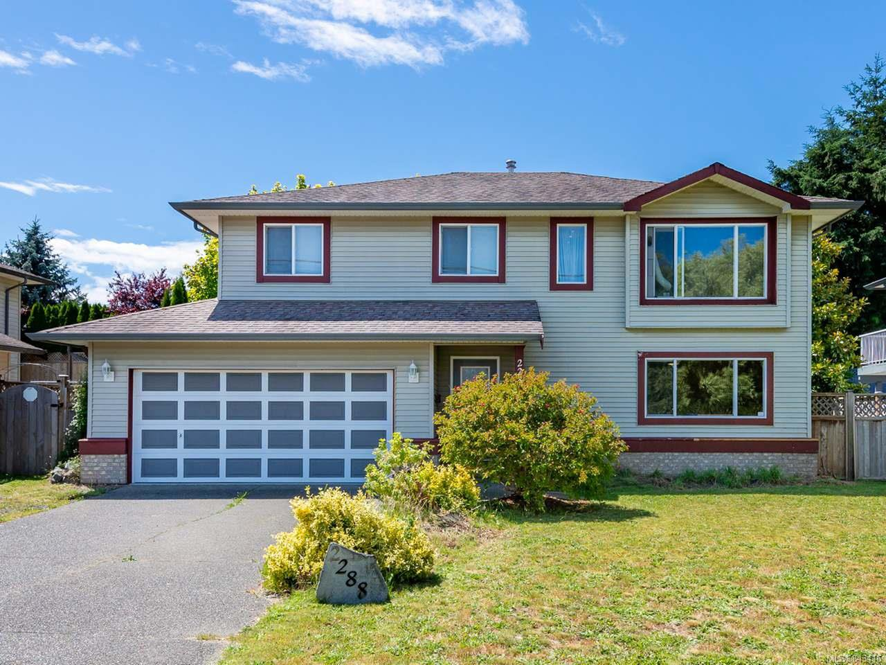 Main Photo: 2288 Galerno Rd in CAMPBELL RIVER: CR Willow Point Single Family Detached for sale (Campbell River)  : MLS®# 843416