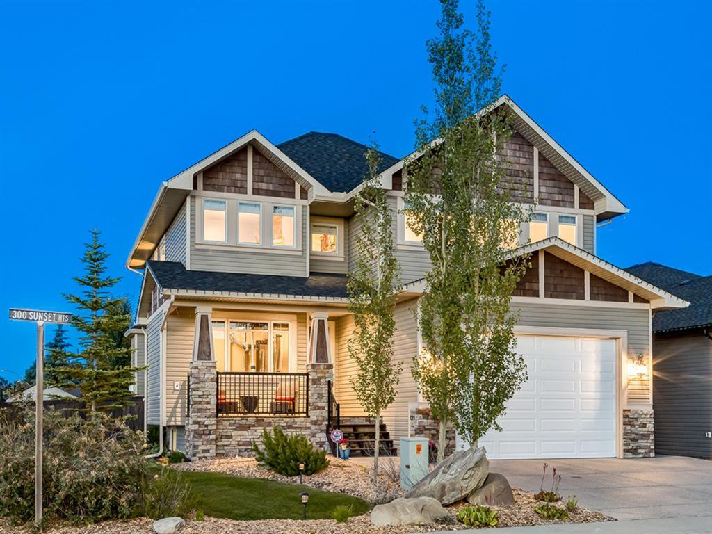 Main Photo: 300 SUNSET Heights: Crossfield Detached for sale : MLS®# A1010820