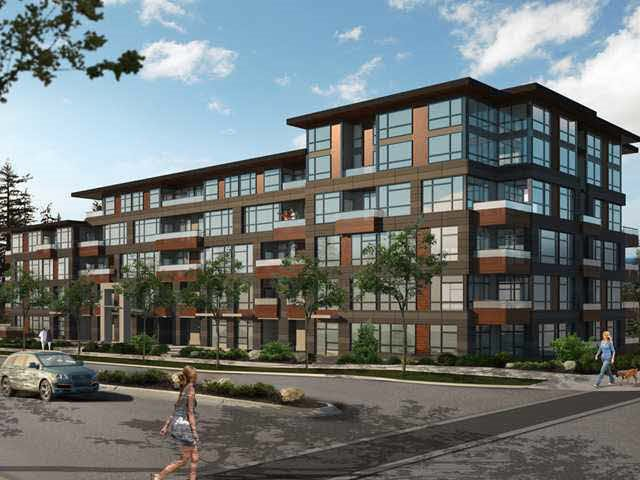 Main Photo: 111 9150 UNIVERSITY HIGH STREET in : Simon Fraser Univer. Condo for sale : MLS®# R2131472