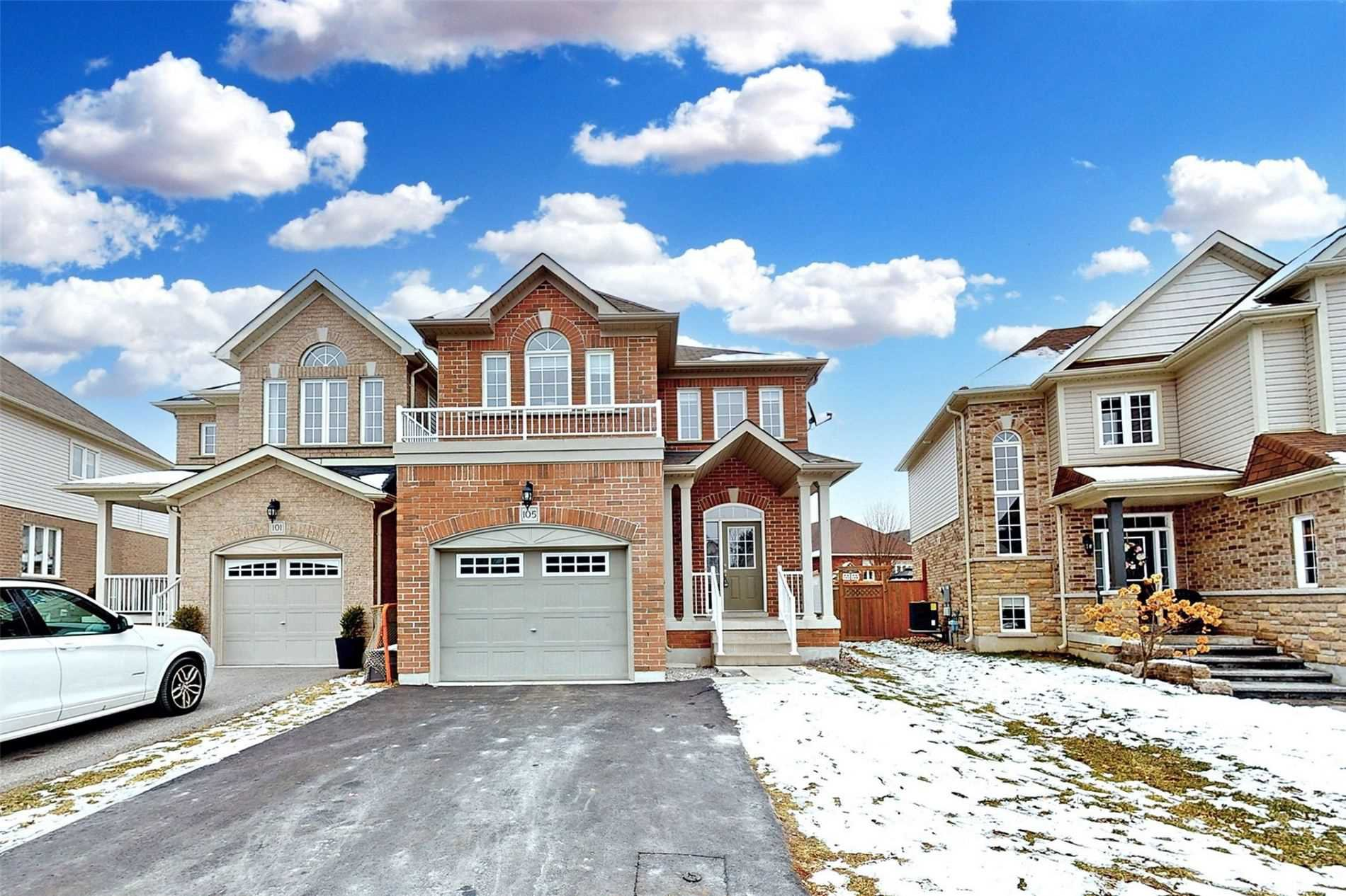 Main Photo: 105 Westover Drive in Clarington: Bowmanville House (2-Storey) for sale : MLS®# E5083148