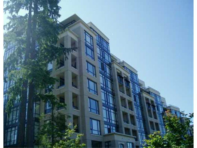 Main Photo: 601 9310 UNIVERSITY Crest in Burnaby: Simon Fraser Univer. Condo for sale (Burnaby North)  : MLS®# V975729