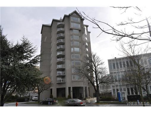 Main Photo: 302 1015 Pandora Ave in VICTORIA: Vi Downtown Condo for sale (Victoria)  : MLS®# 663482
